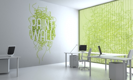Paintwall gubanc